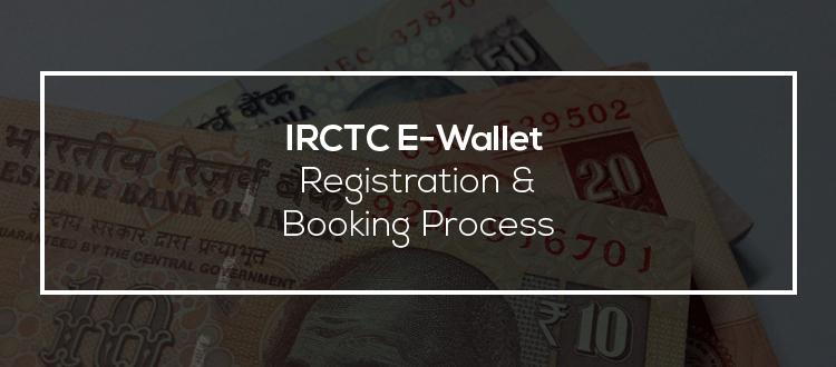 IRCTC-E-Wallet