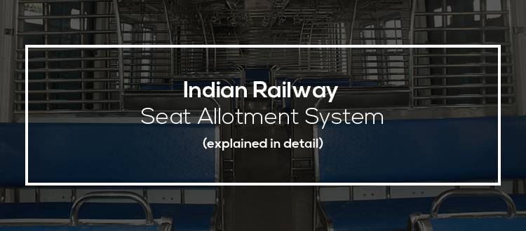Indian Railway Seat Allotment System